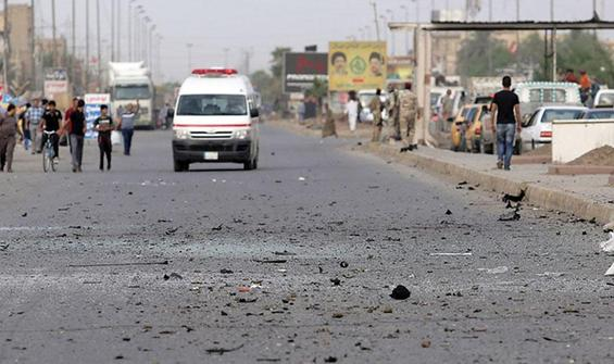 Bağdat'ta intihar saldırısı: Ölü ve yaralılar var!