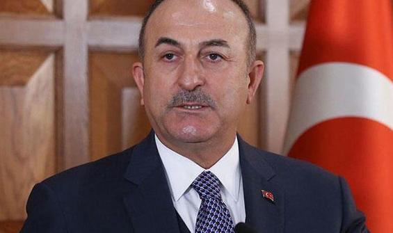 Çavuşoğlu, AB Komisyonu Başkan ile görüştü