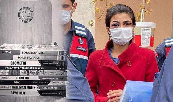 Melek İpek üniversiteye hazırlanıyor