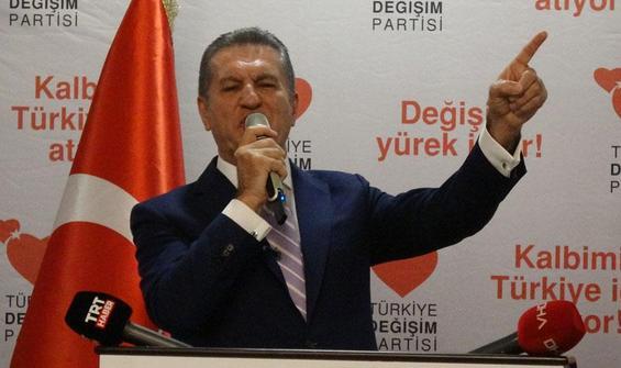 Mustafa Sarıgül'den seçim açıklaması