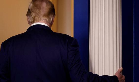 Trump'ın Biden'a bıraktığı not merak konusu oldu