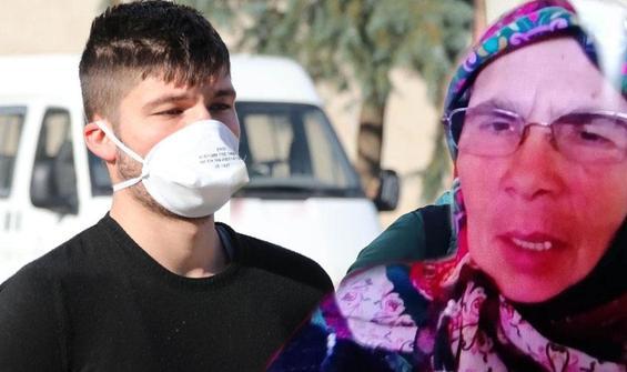 14kurşunla babaannesini öldüren torun tutuklandı