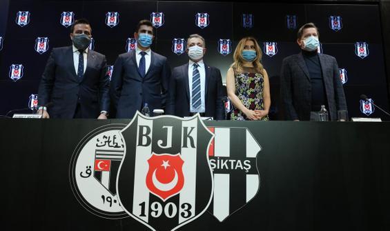 Beşiktaş Erkek Basketbol Takımı'na yeni sponsor