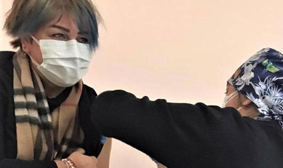 Korona geçirip antikor geliştirmeyen doktora aşı