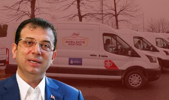 Ekrem İmamoğlu'dan 'Halk Ekmek' açıklaması
