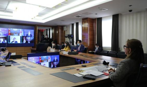 OECD İstanbul Küresel İlişkiler Merkezi açıldı