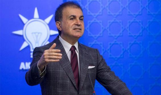 AK Parti Sözcüsü Ömer Çelik'ten flaş açıklamalar