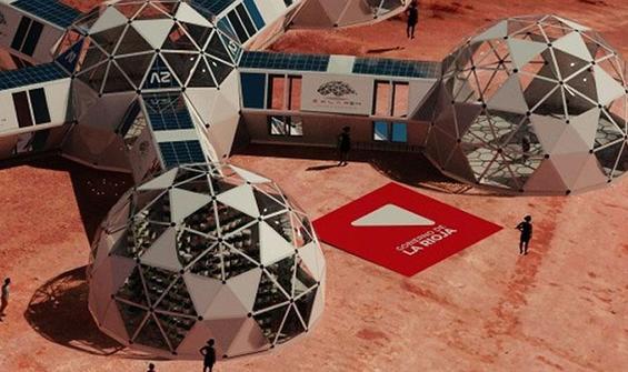 Solar 54, Mars'taki yaşam koşullarını simüle edecek