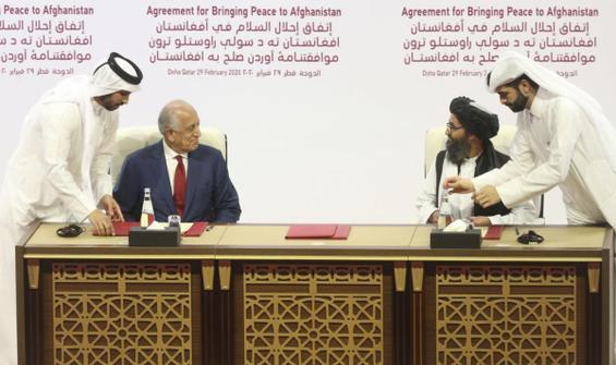 Biden, ABD-Taliban anlaşmasını da gözden geçirecek