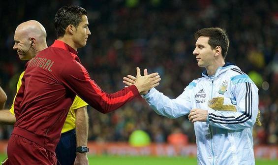 Cristiano Ronaldo ve Messi'den Suudi Arabistan'a ret