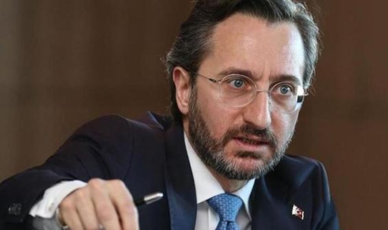 "Fahrettin Altun'dan ""militan"" ifadesine tepki"
