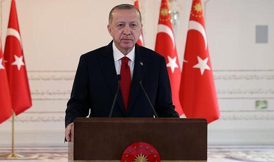 Erdoğan'dan kuraklığa karşı 'alternatif kaynak' açıklaması