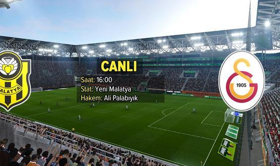 Galatasaray, Malatya deplasmanında