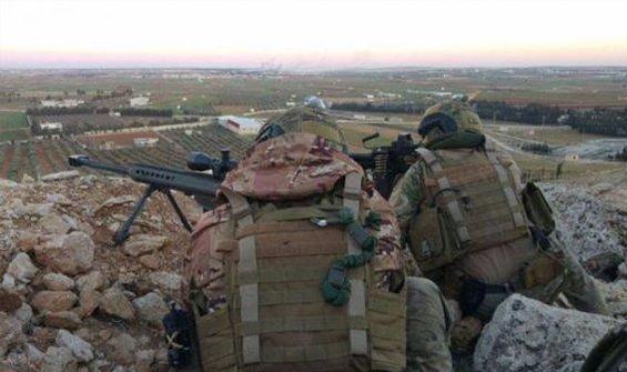 El Bab'da terör örgütü YPG/PKK üyesi yakalandı