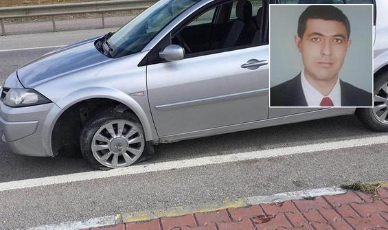 Hastaneye giderken direksiyon başında fenalaşıp öldü!