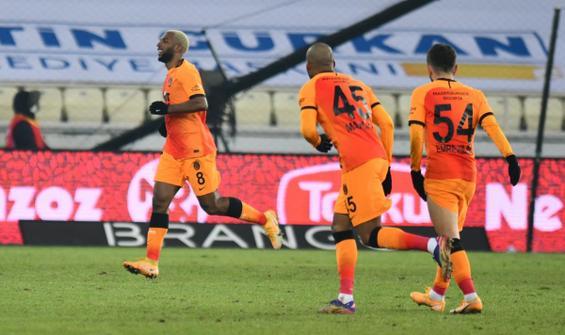 Galatasaray, Malatya'da tek golle kazandı