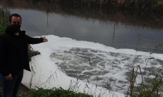Büyük Menderes Nehri alarm veriyor!