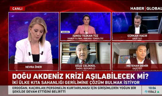 Doğu Akdeniz için en kritik gün! Türkiye ile Yunanistan masada