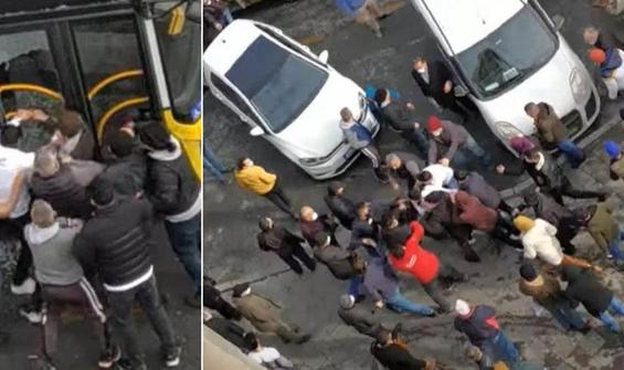 Kıskıvrak yakalanan saldırganlar tutuklandı