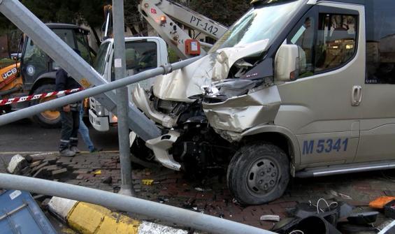İstanbul'da korkunç kaza! 7 kişi yaralandı