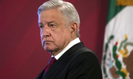 Meksika Devlet Başkanı Kovid-19'a yakalandı