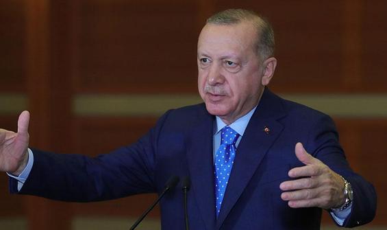 Erdoğan'dan AK Parti teşkilatına çağrı ve uyarı