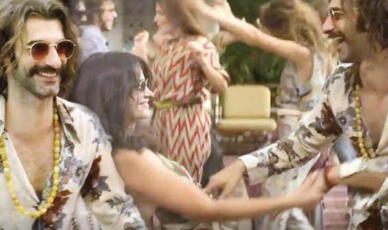 İlker Kaleli, BBC dizisindeki sahneleri olay yarattı