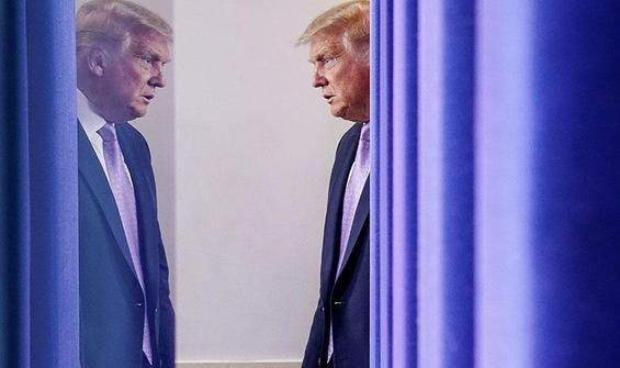 Trump'ın büyük yalnızlığı! Basın da sırt çevirdi