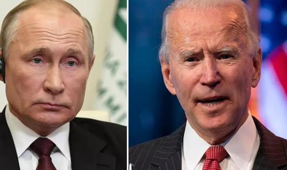 Biden ile Putin arasında dikkat çeken görüşme