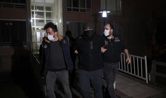 İstanbul'da 'DEAŞ' operasyonu: 9 şüpheli gözaltında
