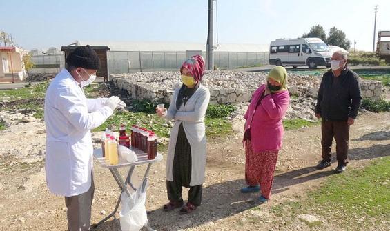 Şifa dağıttığını iddia eden çiftçiye soruşturma