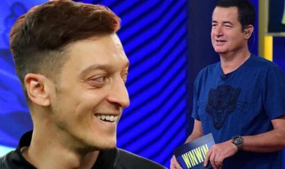 'Mesut Özil Exxen için belgesel çekecek' iddiası