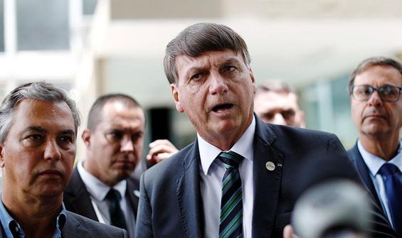 Çileden çıkan Bolsonaro yine küfür ve hakaret yağdırdı
