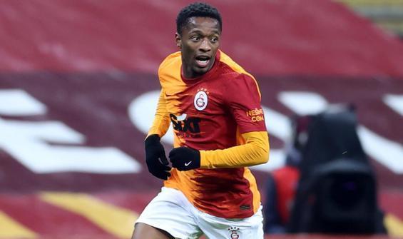 Galatasaray'da Sekidika Konyaspor'a kiralandı