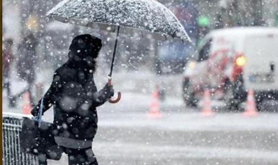 Meteoroloji'den bölge bölge sağanak yağış ve kar uyarısı