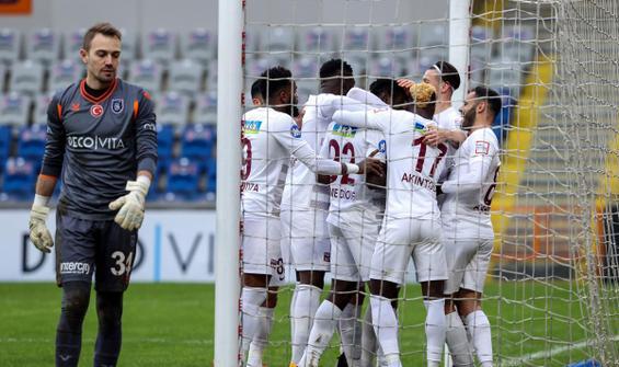 Hatayspor, Başakşehir'i deplasmanda farklı mağlup etti