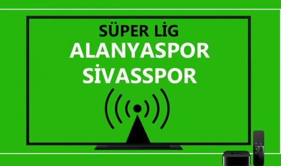 Alanyaspor'un rakibi Sivasspor