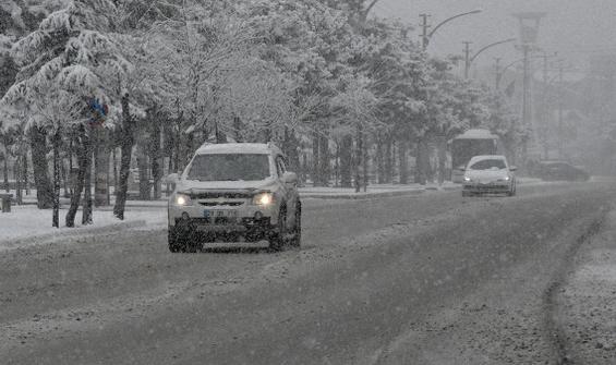 Meteoroloji'den yoğun kar, sağanak ve fırtına uyarısı