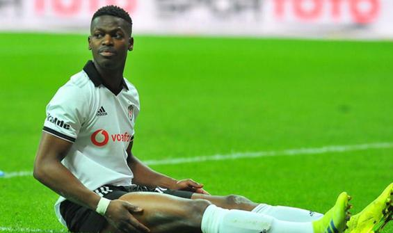 Beşiktaş'ta Mirin'in sözleşmesi feshedildi