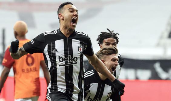 Beşiktaş'ta Josef de Souza'nın sözleşmesi uzatıldı