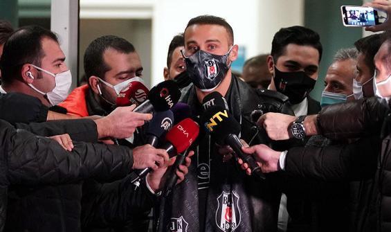 Cenk Tosun İstanbul'da: Yuvama, evime döndüm