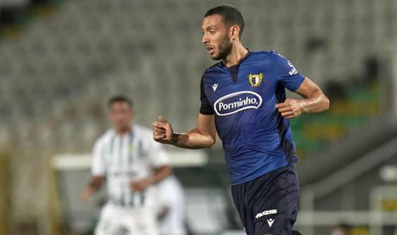 Gaziantep FK'ya Portekizli savunmacı