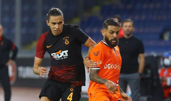 Galatasaray, Başakşehir'i konuk ediyor