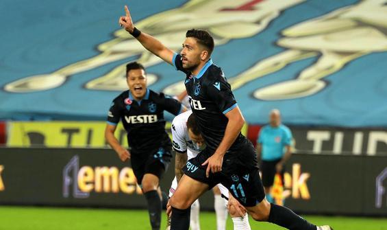Trabzonspor tek golle kazandı