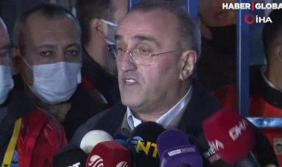 """Abdurrahim Albayrak'tan """"protokol"""" açıklaması"""