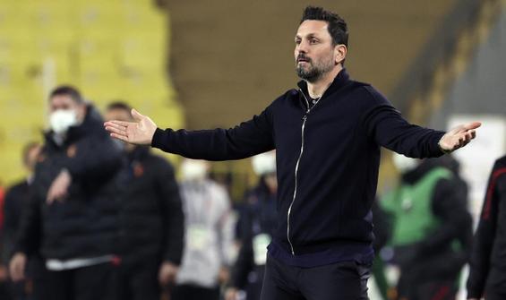 Erol Bulut, Galatasaray mağlubiyetini değerlendirdi