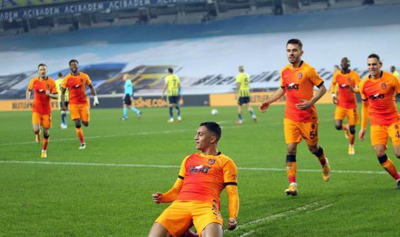 Kadıköy'de zafer Galatasaray'ın!