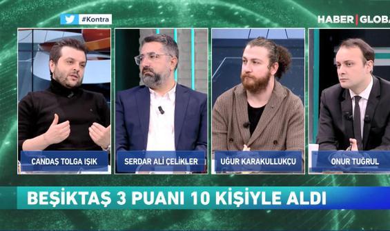 """Candaş Tolga Işık'tan """"Adem Ljajic"""" yorumu"""