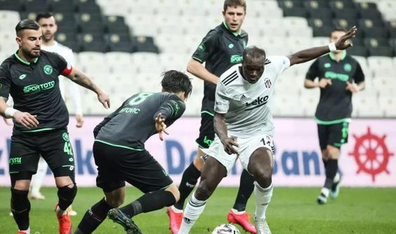 Uğur Karakullukçu, Beşiktaş-Konyaspor maçını değerlendirdi