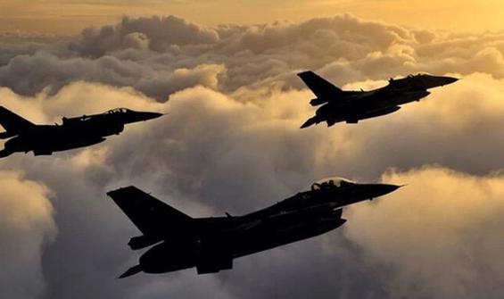 Irak'ın kuzeyine Pençe Kartal-2 Harekatı